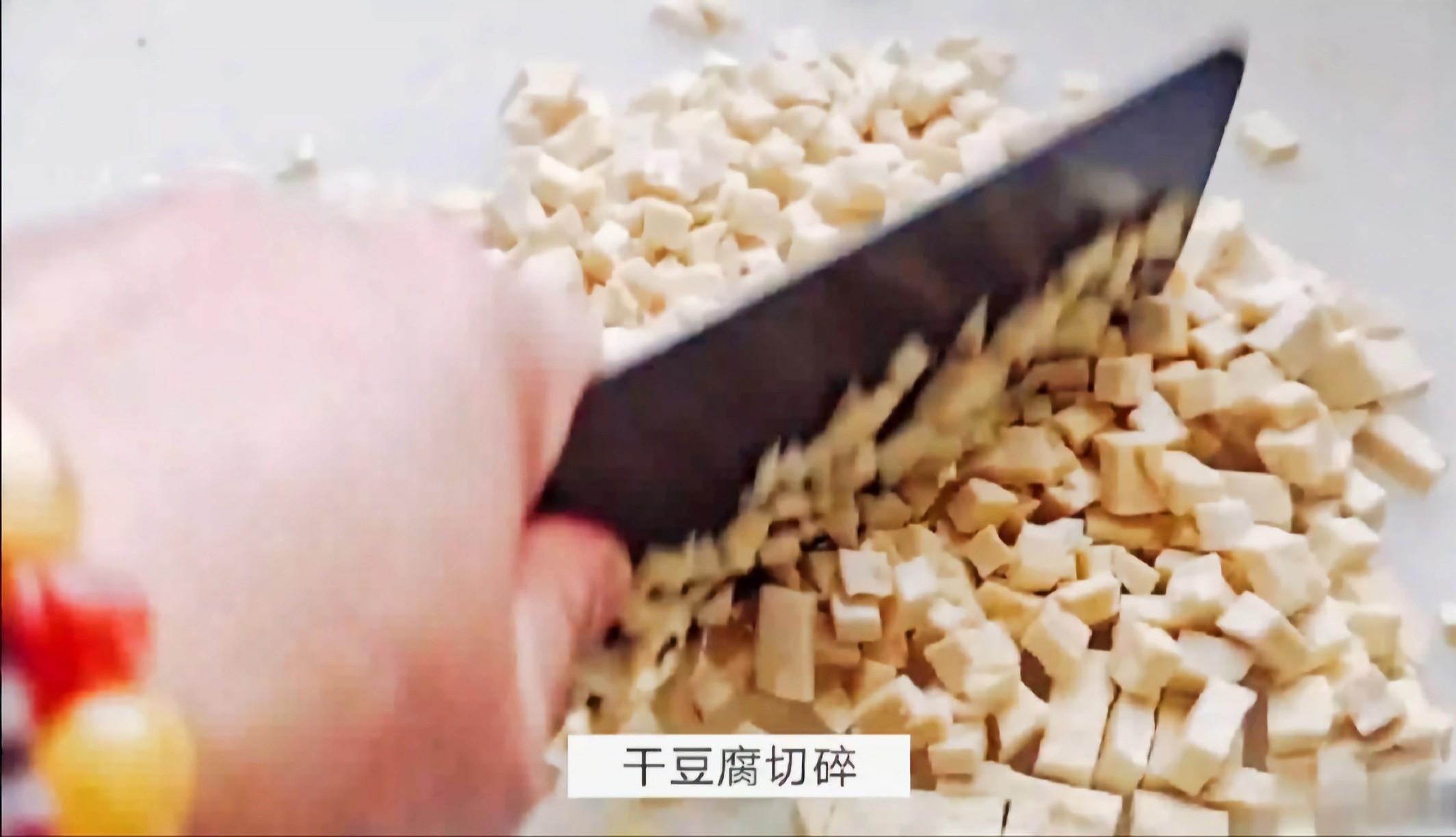 经典的素馅饺子…韭菜豆腐饺子的家常做法