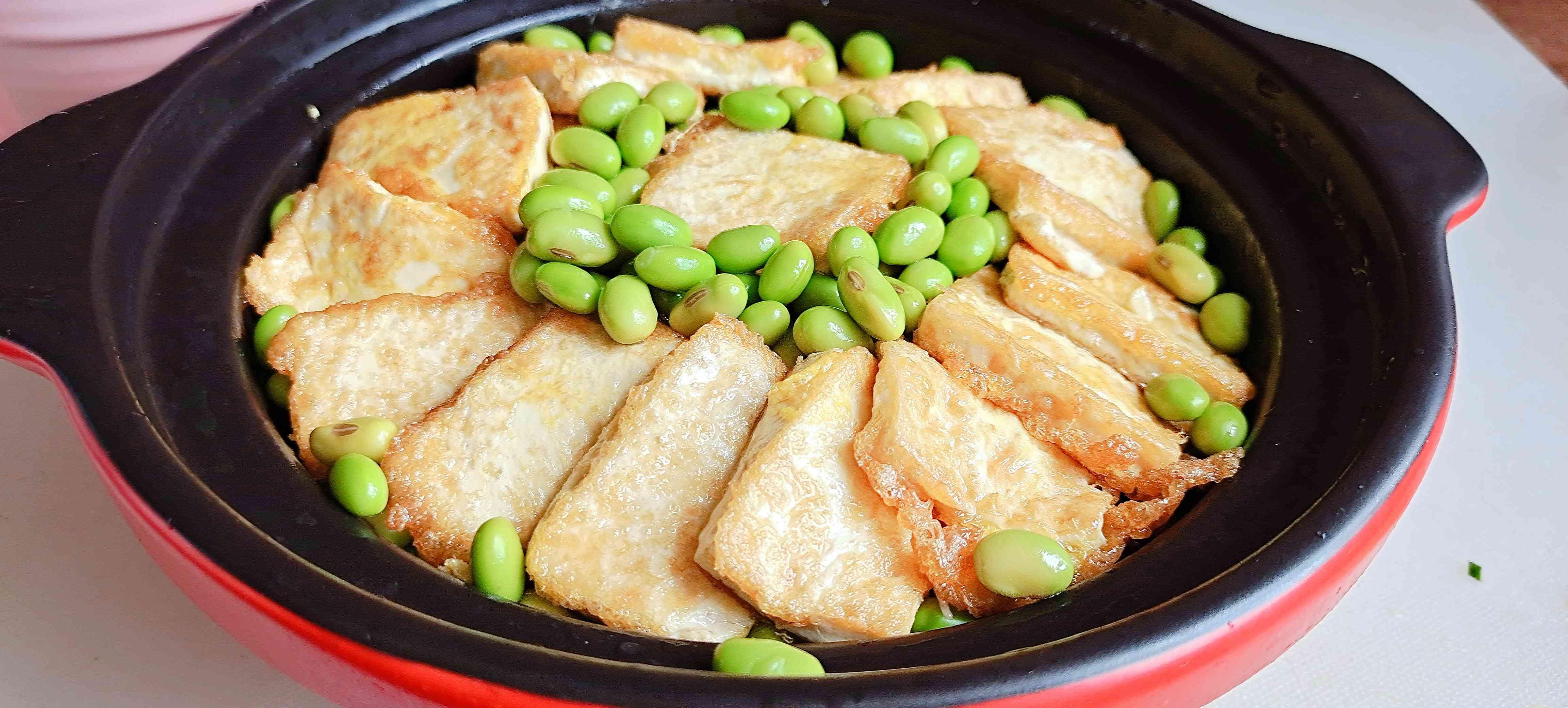 秋冬这样吃豆腐,暖身又下饭…金针豆腐煲怎么炖