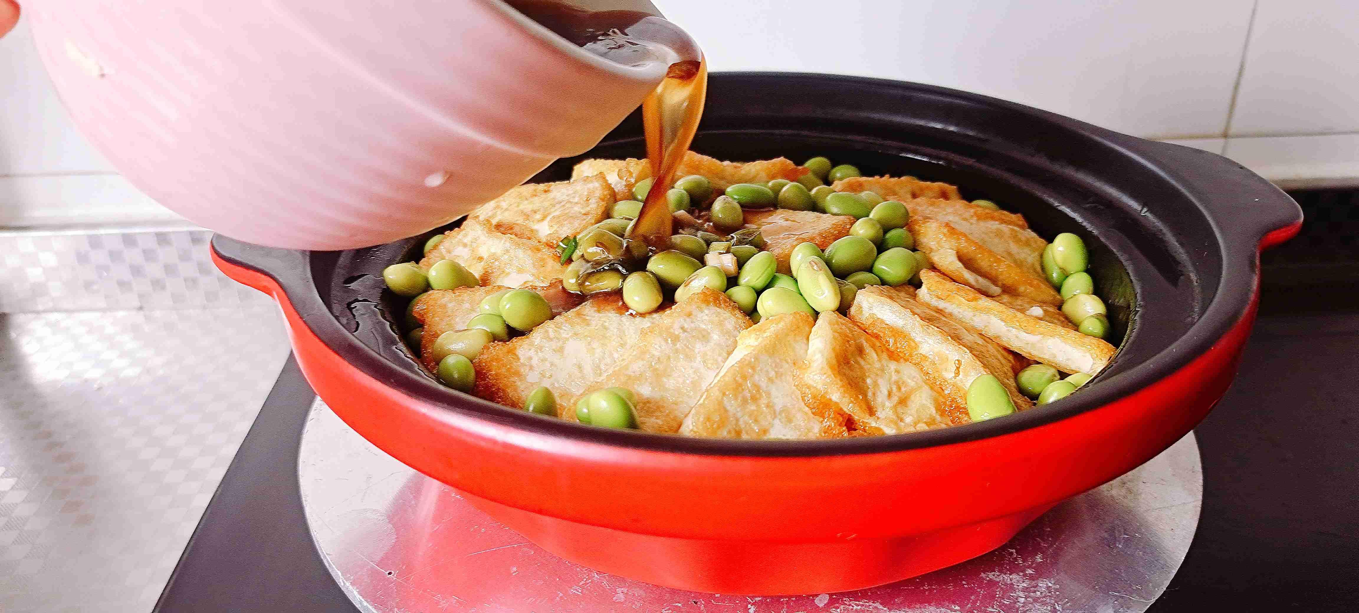 秋冬这样吃豆腐,暖身又下饭…金针豆腐煲怎么煸