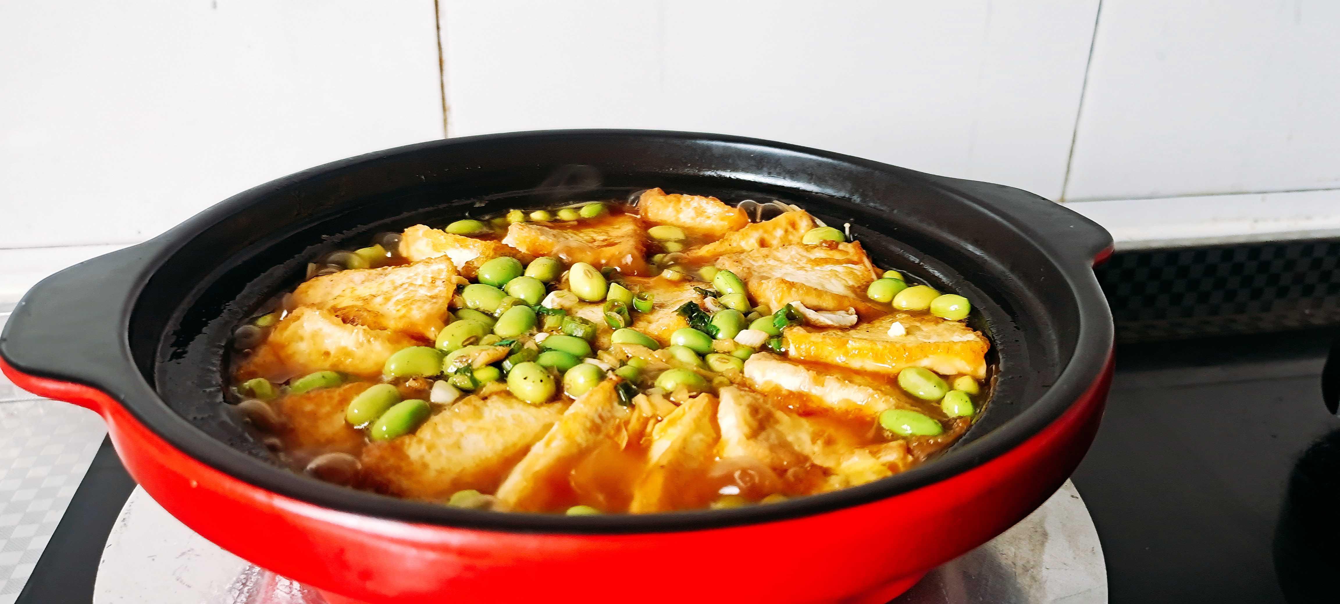 秋冬这样吃豆腐,暖身又下饭…金针豆腐煲怎样煸