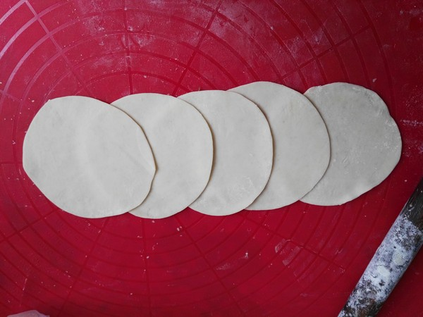 饺子皮葱花饼的简单做法