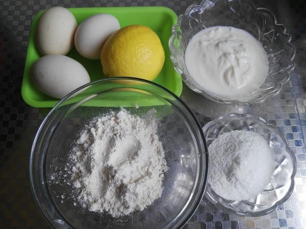 柠檬酸奶小蛋糕的做法大全