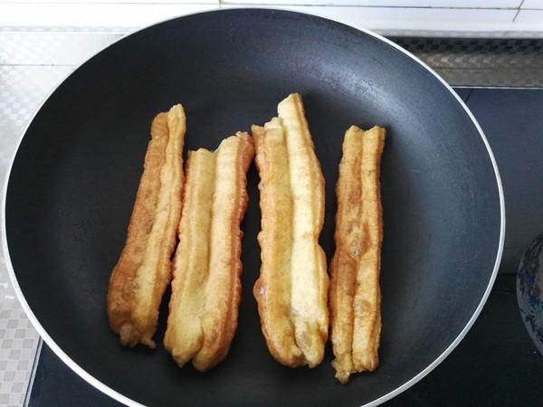麻汁黄瓜拌油条的家常做法