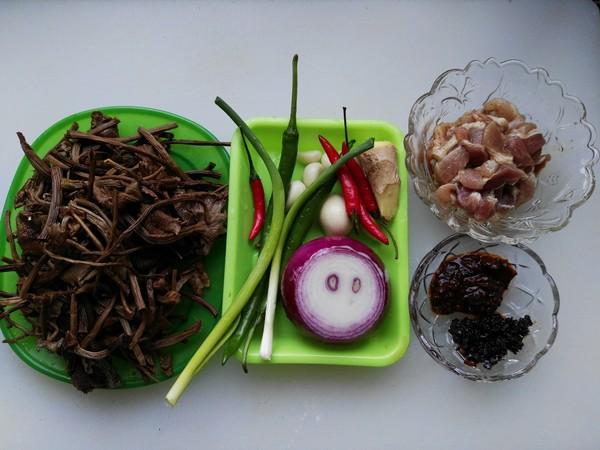 干锅茶树菇的做法大全