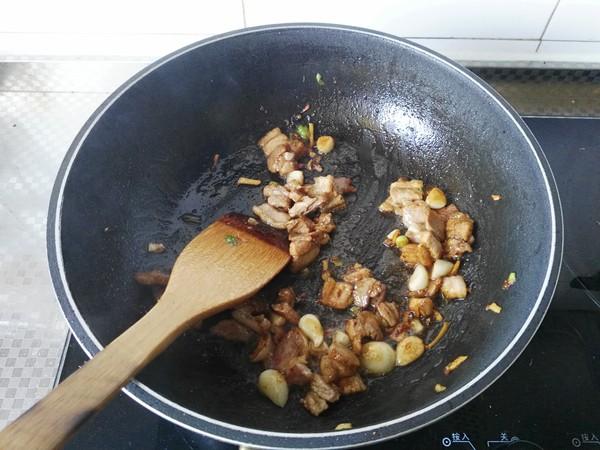 干锅茶树菇的简单做法