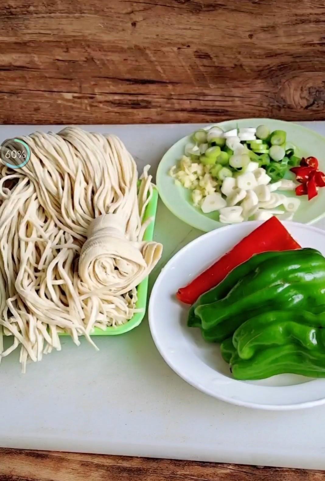 好吃又下饭的香辣尖椒豆腐丝的做法大全