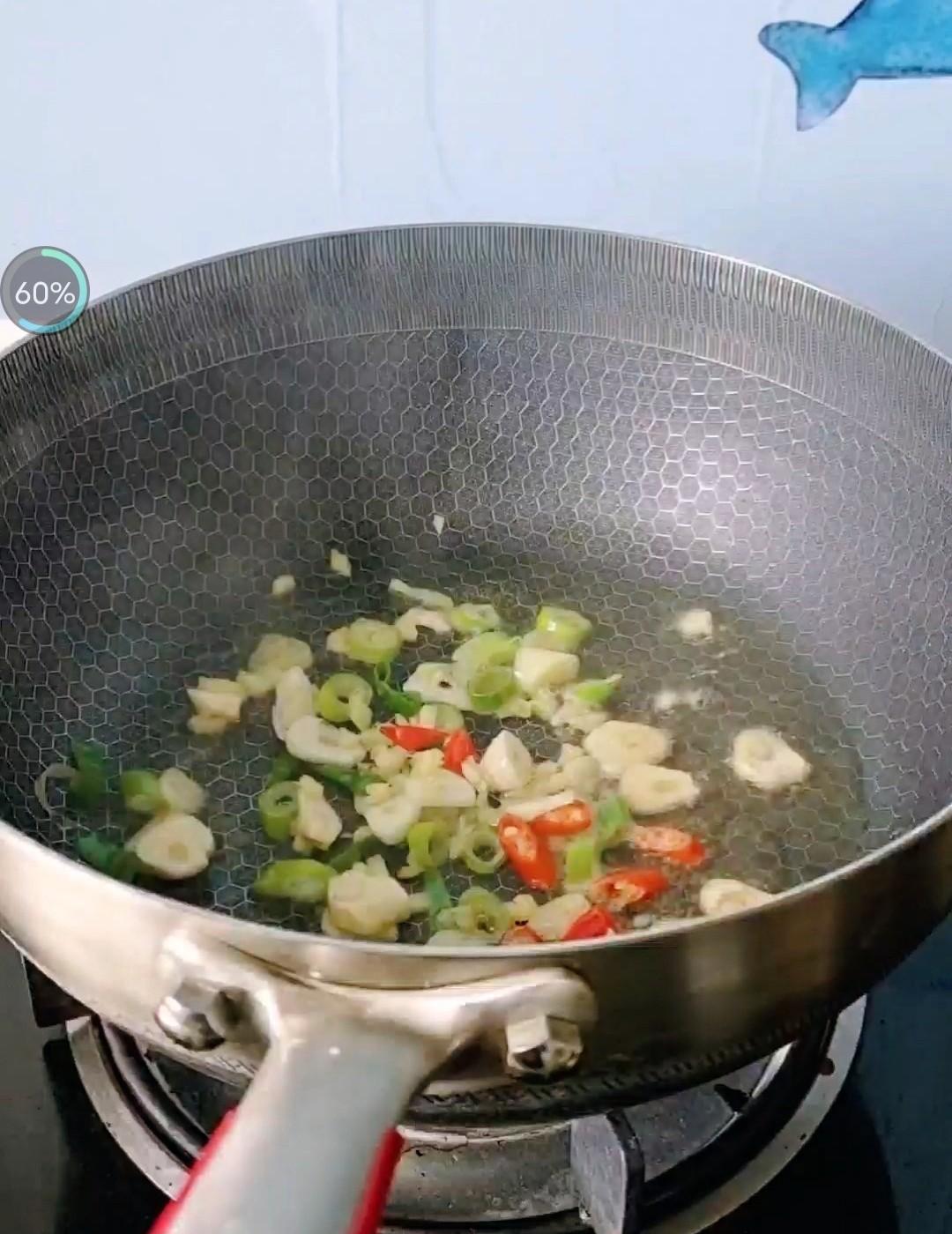 好吃又下饭的香辣尖椒豆腐丝的做法图解