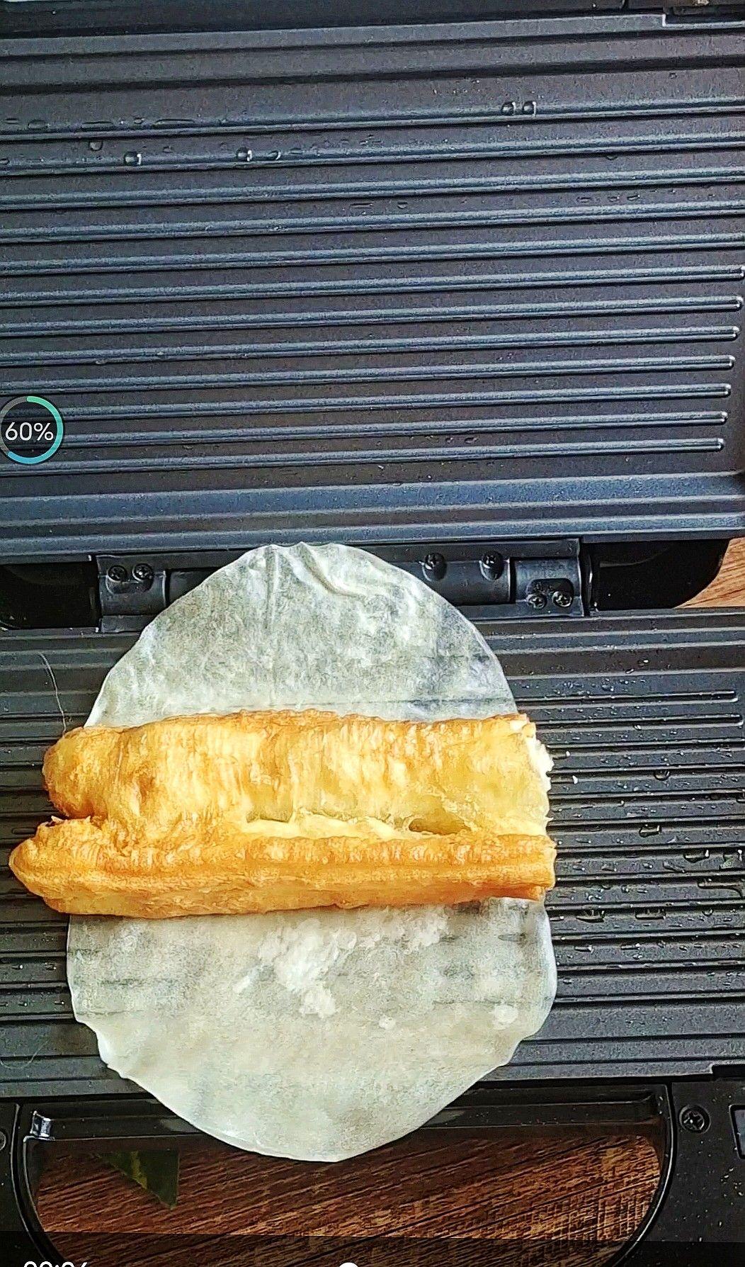 两种快手花样早餐饼,好吃又方便的做法图解