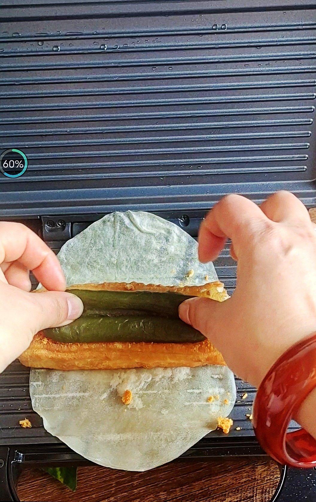 两种快手花样早餐饼,好吃又方便的简单做法