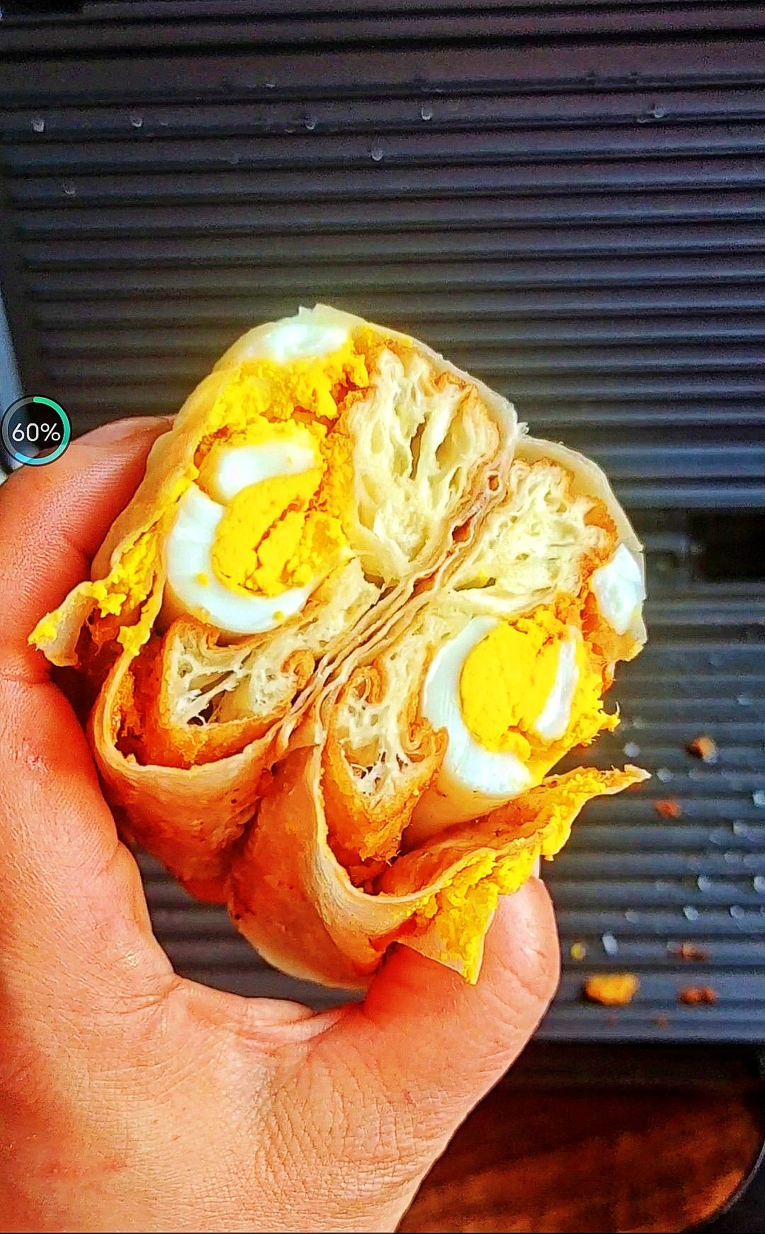 两种快手花样早餐饼,好吃又方便怎样做