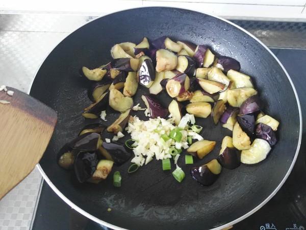 茄子炒豆角怎么做