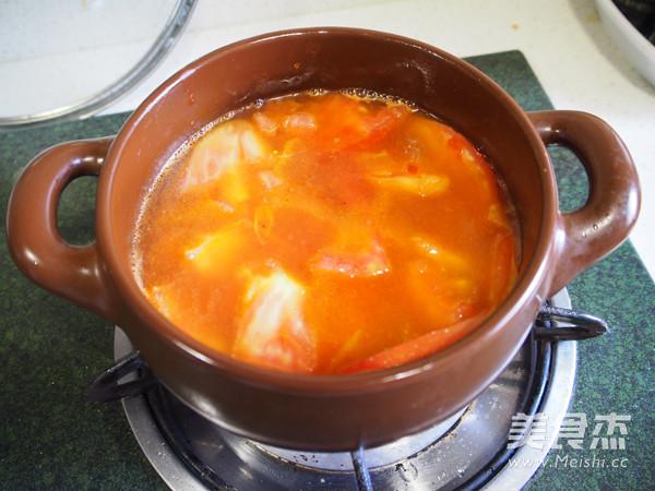 番茄龙利鱼怎么吃