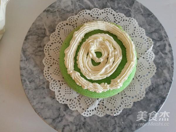 彩虹蛋糕的制作大全