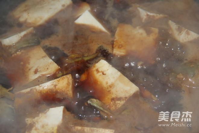 嘎牙鱼炖豆腐怎么炒