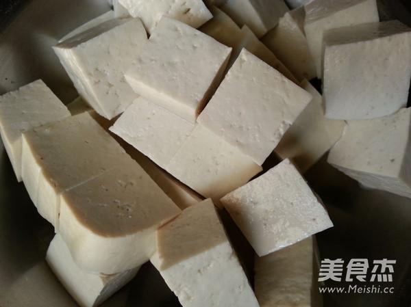 香辣素食豆腐的做法大全