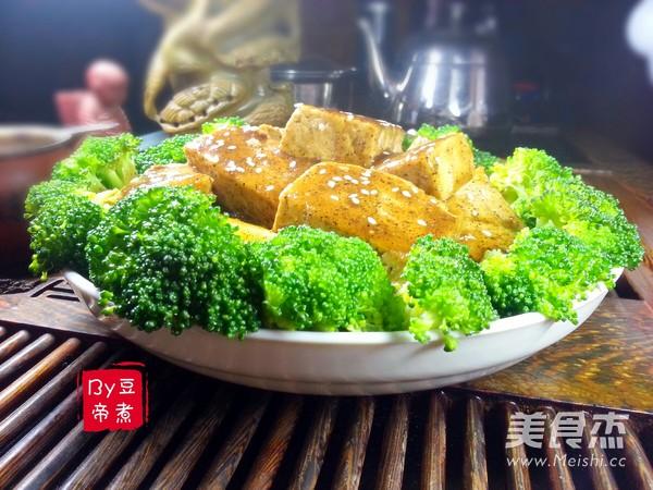 黑椒豆腐怎么做