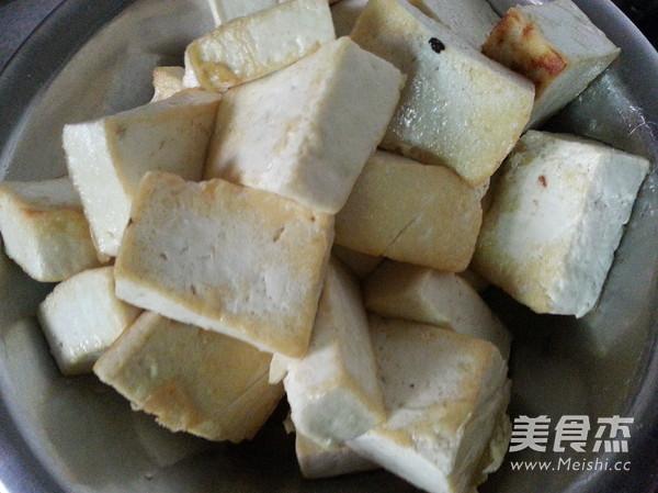 黑椒豆腐的做法图解