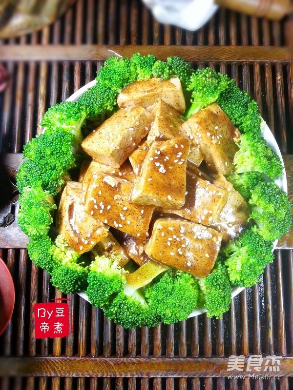 黑椒豆腐怎么炒