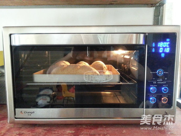 全麦面包怎样煮