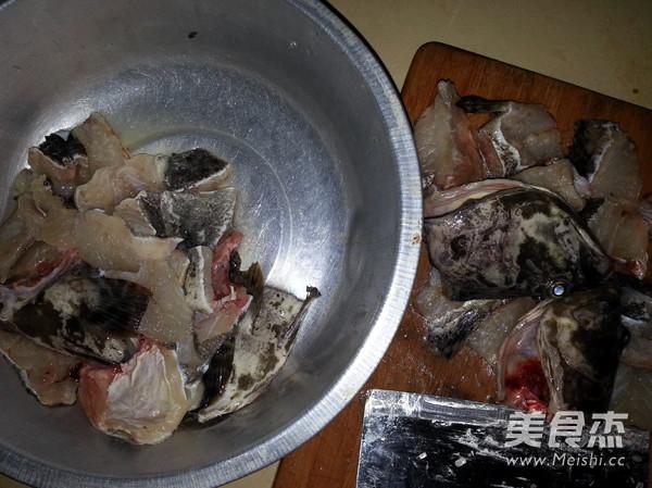 药膳石斑鱼的家常做法