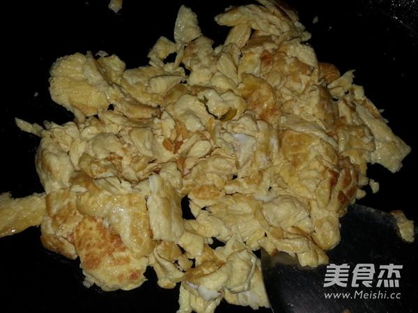 韭黄炒蛋怎么吃
