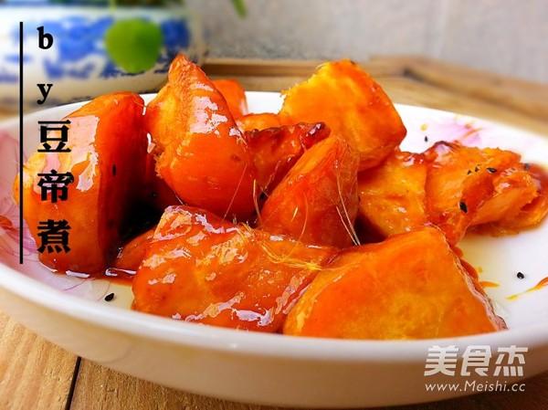 拔丝红薯怎么煮