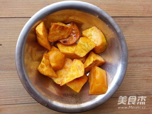 拔丝红薯怎么吃