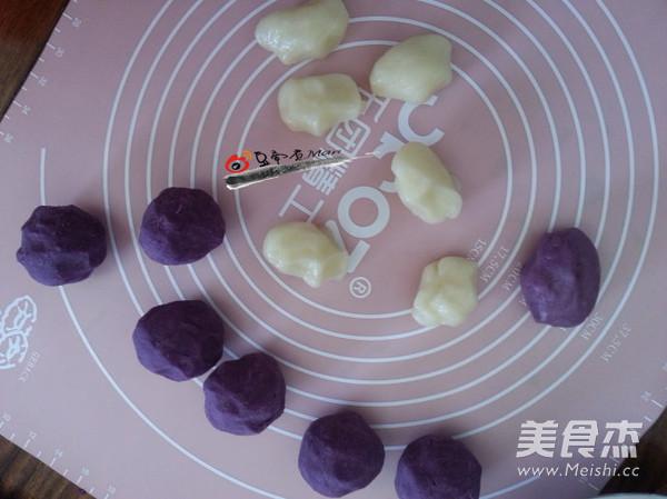 紫薯冰皮月饼怎么炖