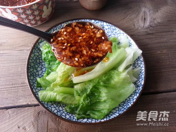 蒜蓉生菜怎么吃