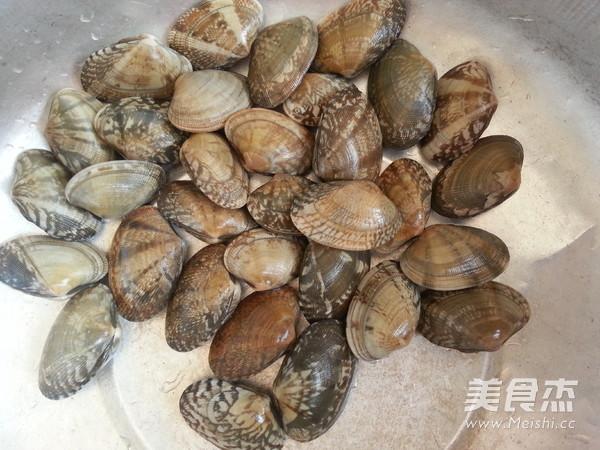 香辣花蛤的做法大全