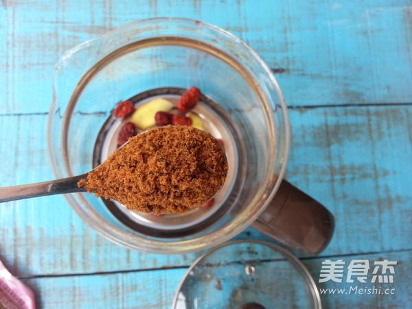 红糖姜枣茶的做法图解