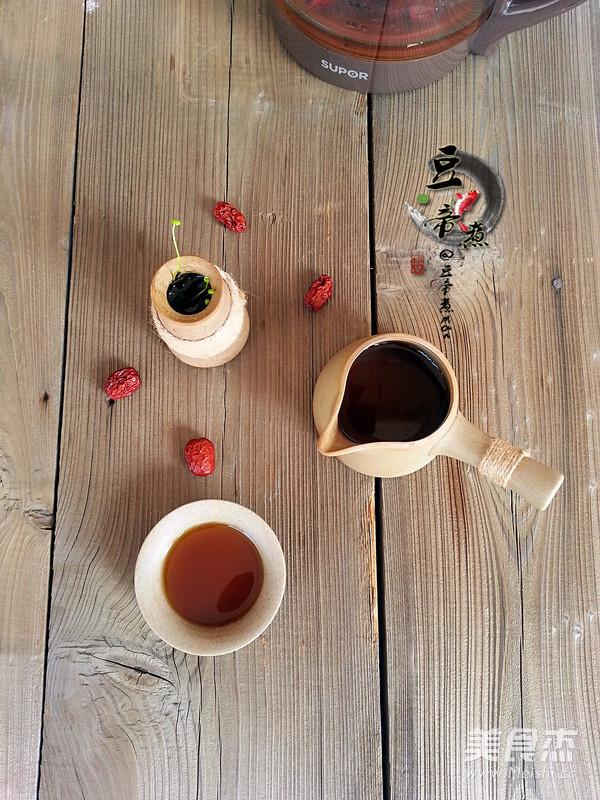 红糖姜枣茶的简单做法