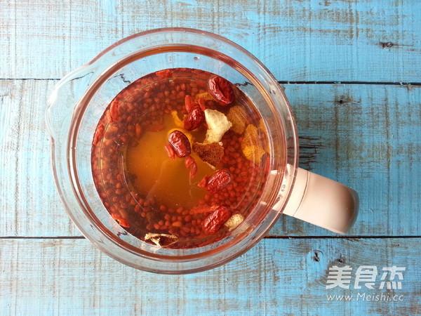 五红汤的简单做法