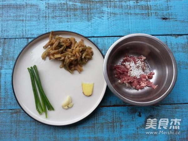 榨菜肉丝汤的做法大全