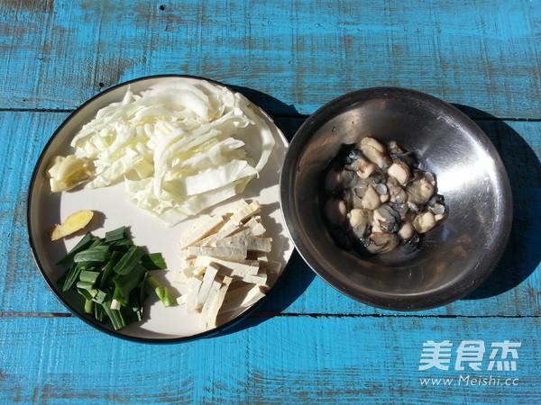 海蛎豆腐汤的做法大全