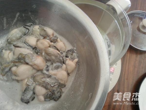 海蛎豆腐汤怎么吃