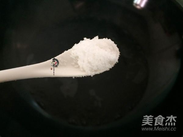 水灼广东菜心的做法图解