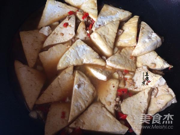 韭菜烧豆腐怎么做