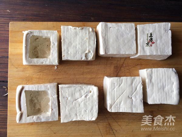 酿烧豆腐的家常做法
