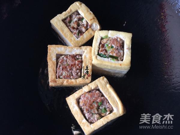 酿烧豆腐怎么吃