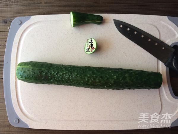 蓑衣黄瓜的做法大全