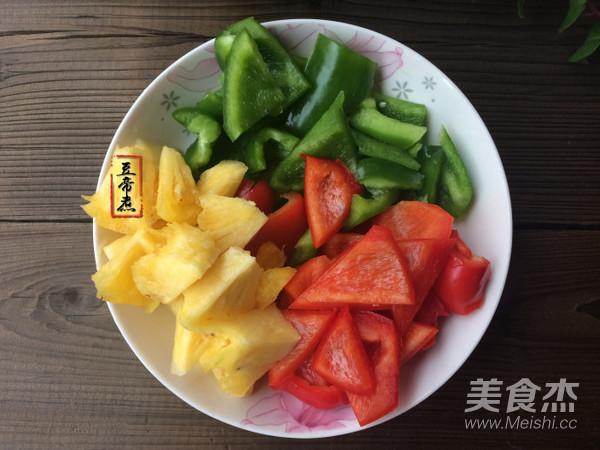 菠萝排骨怎么吃