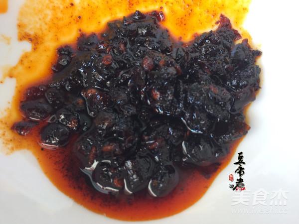 豆豉辣椒酱拌土豆丝的做法图解
