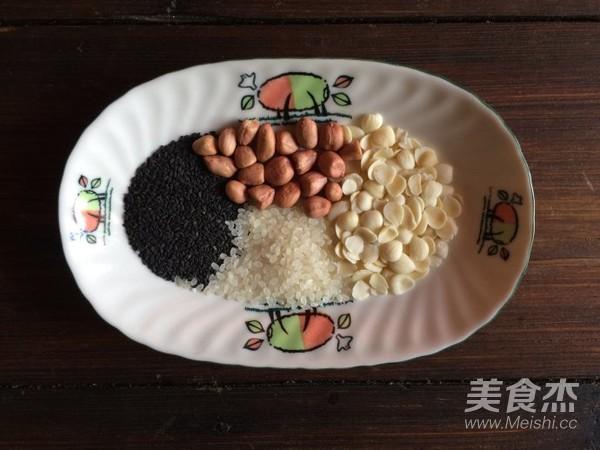 桂花蜜豆浆糍粑的做法大全