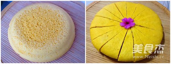 玉米面发糕怎么做