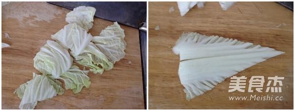酸辣白菜的做法图解