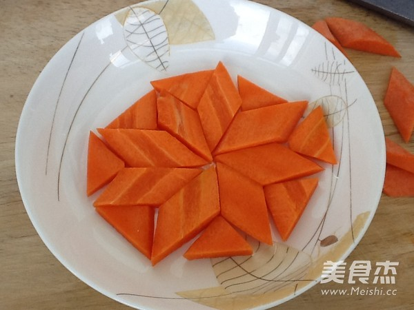小米蒸排骨怎么吃