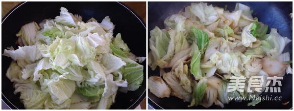 酸辣白菜怎么做