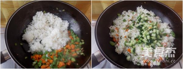 扬州炒饭的简单做法