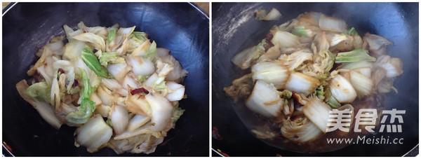 酸辣白菜怎么炒